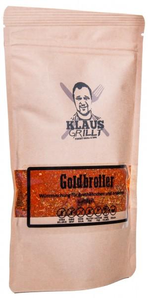 Klaus Grillt Goldbroiler Geflügelwürzer, 250 g