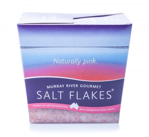 Murray River Salt, Australische Salzflocken Pink, 250 g
