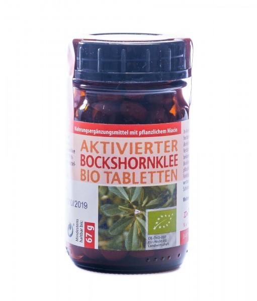 Dr. Pandalis Bio Bockshornklee aktiviert, 135 Tabletten, 67 g