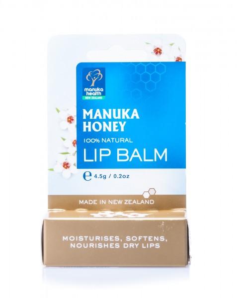 Manuka Health Lippenbalsam mit MGO 250+ Manuka Honig, Lippenpflege Stift