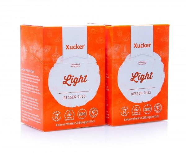 Xucker Light-Sticks, 2er Pack (2 x 250 g)