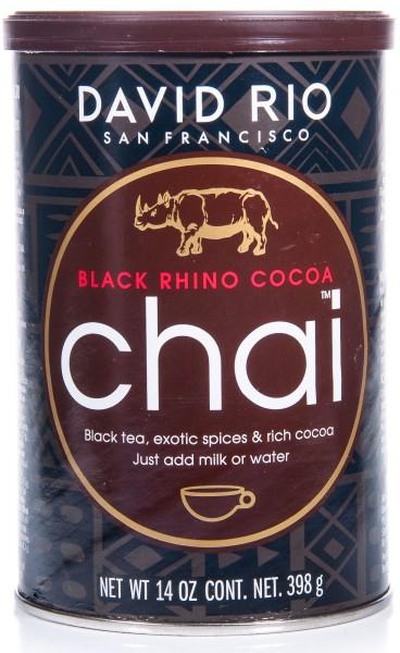 David Rio Black Rhino Cocoa Chai, 398 g